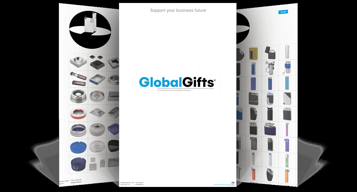 Εικόνες της Ιστοσελίδας globalgifts.gr